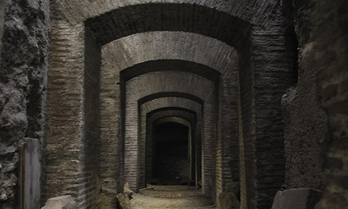 The Crypts and Catacombs of Rome