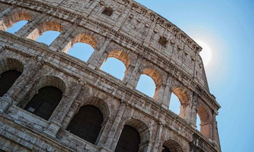 The Colosseum, Roman Forums and Palatine Hill